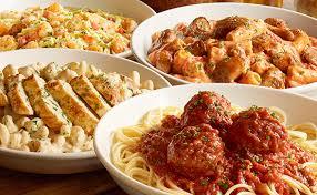 Cucina Mia Lunch & Dinner Menu