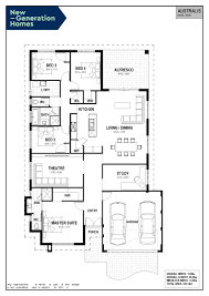 100 10 Metre Wide House Designs Home Perth New Generation Homes