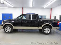 2007 Used Ford F-150 LARIAT At Premier Auto Serving Palatine, IL ... Used Ford Trucks Near Winnipeg Carman F150 Review Research New Models 2011 F350 4x2 V8 Gas 12ft Utility Bed At Tlc Truck For Sale In Casper Wy Greiner Cars Oracle Az Freeway Car Dealership Bloomington Mn 55420 2001 Super Duty Drw Regular Cab Flatbed Dually 73 Ford Pickup Parts 20 Images And Wallpaper 2012 F250 Srw King Ranch Fine Rides Serving Mccluskey Automotive 2017 Xlt Plymouth South Bend