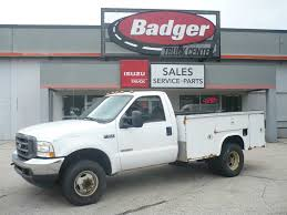 100 Ford Service Truck PreOwned 2004 F350 XL Body Near Milwaukee 180142