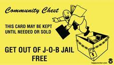 Funny Monopoly Chance Cards