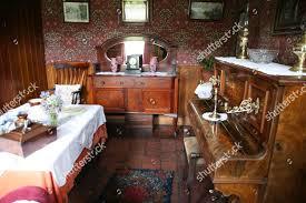 100 Victorian Era Interior Era Cottage England Britain Editorial