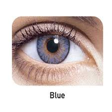 Freshlook One Day Color Blue Contact Lenses 10 Pack