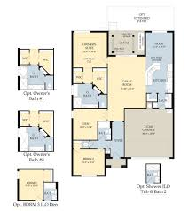 Centex Homes Floor Plans 2005 by The Plantation In Ft Myers