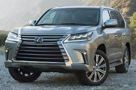 2016 Lexus LX 570 SUV Pricing For Sale