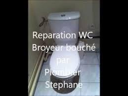 toilettes bouches que faire debouchage wc broyeur 01 83 62 92 98 par plombier stephane