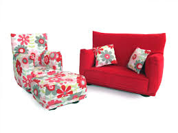 Barbie Living Room Set by Barbie Doll Living Room Furniture 5 Pc Play Set 1 6 Scale Red