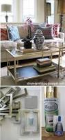 Ikea Besta Burs Desk Hack by Ikea Hack Vittsjo Desk To Gold Console Table Could Do This With