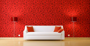 rote wand 50 ideen mit wandfarbe rot archzine net