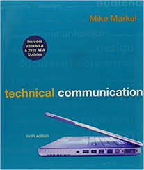 Technical Communication 9e With 2009 MLA And 2010 APA Updates Document Based Cases For Ninth Edition