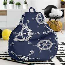 Nautical Steering Wheel Design Pattern Bean Bag Chair Bfg Fniture Nautical Sofa Set Outdoor Rattan Teardrop Bean Bag Jaydensonofsmithco Furnished Spacious Living Room Beanbag Chairs Football Oversized Bean Bag Chair Pin On Chairs Amazoncom Lounger Garden Giant Squid Pattern Print Design 01 Coastal Blue And White Stripes Cover West Elm X Pbteen Collection Is Modern Perfect For Small Pupsik Dream Dimpled Pillow Bamboo Slate Anchor Grizzshop By