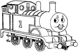 Free Printable Thomas The Train Coloring Pages 1 Cartoon Tank Engine