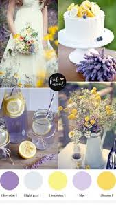 Marigold And Grey Wedding