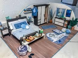 diy geldgeschenk mini schlafzimmer bienchenweb