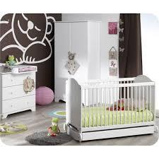 chambre complete cdiscount eb chambre bébé complète nature blanche avec achat vente