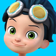 Rusty Rivets Games Activities and Videos