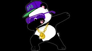 Dabbing Panda Funny Shirt Dab Hip Hop T By Vomaria Design Humans