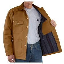 Carhartt Men's Blanket Lined Duck Chore Coat - C001 Orvis Mens Corduroy Collar Cotton Barn Jacket At Amazon Ll Bean Coat M Medium Reg Adirondack Field Brown Powder River Outfitters Wool For Men Save 59 Dorrington By Woolrich The Original Outdoor Shop Clearance Outerwear Jackets Coats Jos A Bank North Face Millsmont Moosejawcom Chartt Denim Stonewashed 104162 Insulated Filson Moosejaw Canvas Ebay Burberry In Green For Lyst J Crew Ranch Work Removable Plaid Ling