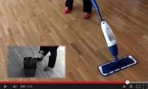 bona wood floor spray mop system with refillable cartridge