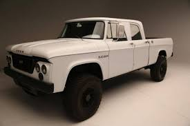 1965 Dodge D200 Crew Cab ICON Custom For Sale | Hemmings Motor News ...