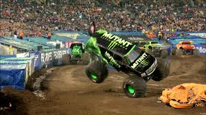 List Of Synonyms And Antonyms Of The Word: Monster Jam
