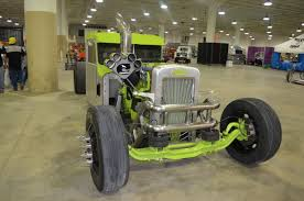 855ci Cummins Peterbilt Rat Rod At Piston Powered Autorama ...