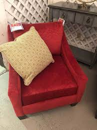 Marty Rae's Clearance - Red Accent Chairs