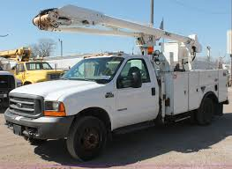 2000 Ford F550 XL Super Duty Utility Service Truck | Item E3...