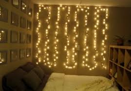 Bedroom Walls With Lights