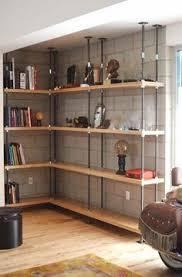 dawn u0027s house diy library shelving house room and shelves