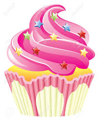 Cupcake clipart sprinkle clipart 2