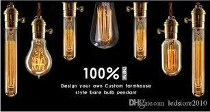 x5 e27 220v 40w vintage style retro filament edison bulb classical