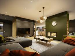 100 Contemporary Home Ideas Gorgeous With AutumnalHued Decor
