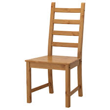 Press Back Chairs Oak by Kaustby Chair Ikea