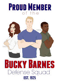 Bucky Barnes Defense Squad By Natterbugg