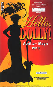 Curtain Call Stamford Auditions by Hello Dolly Curtain Call Inc