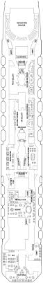 deck plans celebrity reflection the luxury cruise company