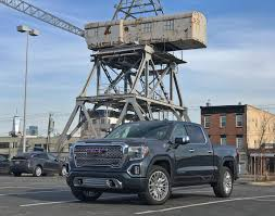 100 Trucks Paper 2019 GMC Sierra Denali 1500 Test Drive Review A Nice Pickup Truck