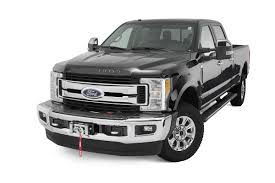 100 Truck And Winch Coupon Code 20172019 F250 F350 Warn Hidden Mounting System 98055