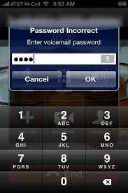 Iphone Iphone Keeps Asking For Voicemail Password