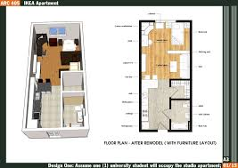 100 Tiny Apartment Layout 5 Designs Under 500 Square
