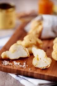 cuisiner les l馮umes autrement tempura de chou fleur aux épices saté chefnini