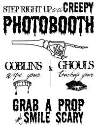 Halloween Potluck Signup Sheet Template Word by Halloween Sign U0026 Templates For Word Documents U2013 Fun For Halloween