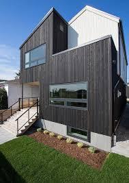 104 Contemporary Cedar Siding A Modern Vancouver House Clad In Shingles