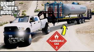 100 Hazmat Trucking Companies GTA 5 Real Life Mod 115 Hot Shot Delivery With
