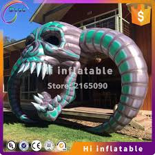 Halloween Inflatable Archway Entrance by Compare Prices On Halloween Outdoor Inflatables Online Shopping