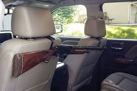 SnapSafe Vehicle Headrest Gun Rack - FireflyBuys.com Gun Rack Stock Photos Images Alamy Photo Gallery Nonlocking Big Sky Racks Progard G5500 Law Enforcement Vehicle Ceiling No Drilling Headrest 969 At Sportsmans Guide Sling Haing Bag For Car Gizmoway Centerlok Overhead Trucks Youtube Allen Bow Tool For 17450 Ford Ranger Regular Cab 6 Steps 2 And Suvs Cl1500 F250 Amazon Best Truck Great Day Discount Ramps