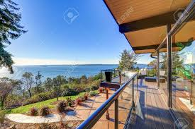 100 Panorama House Modern Two Story Panorama House With Wraparound Deck Northwest