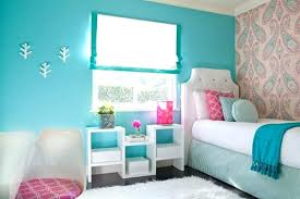 Girls Blue Bedroom Cool Teenage Girl Ideas Of Design