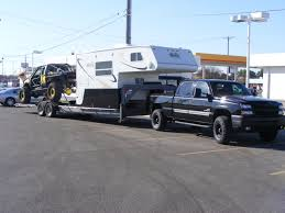 Anybody Have A Slide-in Camper AND A Decent Sized Trailer? - Page ... Building A Truck Camper Home Away From Home Teambhp Camino Page 2 El Central Forum Chevrolet Motorhome Magazine Open Roads Photo Thread Post Slide In Httpwwwtalknetforumstundrabuildlogs544642pluto Httpwwwalknetforumstundrowuling74539what Light Weight Rvnet Skamper Pop Up Who Has One Sway Or Roll Side To Side Truck Camper Topics Natcoa Community Campers Bike Rack